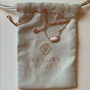 Kendra Scott Elisa Pearl Pendant Necklace
